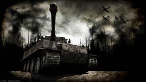 Raging Tiger by ThoRCX