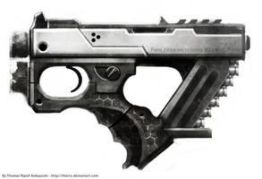 Gun concept : Frost M20 by ThoRCX