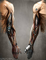 Mechanic Arm by ThoRCX