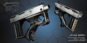 Frost M20 - 3d model by ThoRCX