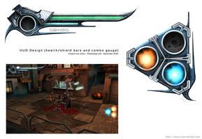 Iron Veins - HUD design by ThoRCX
