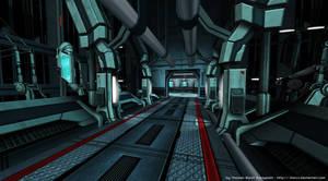 The 'Center' - Corridor 1 by ThoRCX