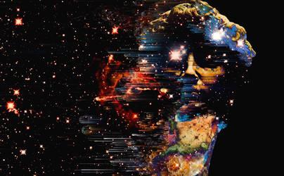 Enter the universe by Hexxio