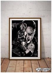 Jared Letto Joker by GandiArtist