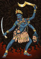 kali by Abbreviation-catlab