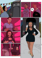 CMSN- the Amazing Babe Machine! by blackshirtboy