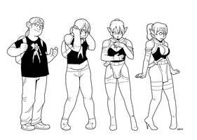 CMSN- instant cosplay by blackshirtboy