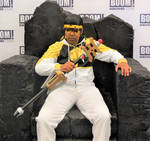 J. Ryoga On Drakkon's Throne by R-Legend