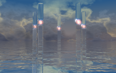 Pillars by someoneelse6