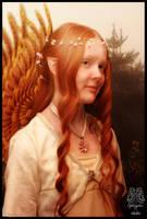 Fairy Portrait by Everild-Wolfden