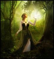 Gaia by Everild-Wolfden