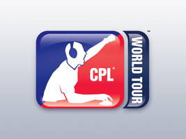 CPL World Tour Logo Poster by cpl