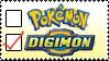 Pokemon VS Digimon by rachitick