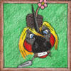 Fire Gardening Icon by AuroraAliUna