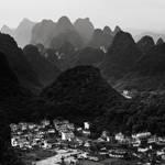 Village of Yangshuo by apoy