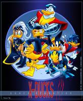 X-Ducks by xforcex