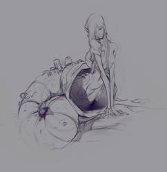 Bloodborne - Elegant ladies by SootySheep