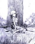 Waanmo's Lilimel by ArtfulBeast