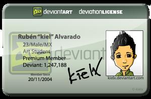 dA license by Kielx