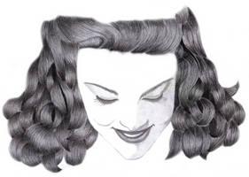 Hair study. by Kielx