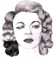 Hair tone study. by Kielx
