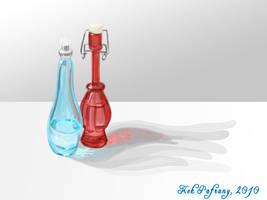 Magic potions by KekPafrany