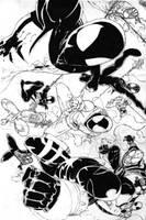 Spider-Men poster! by demonplague