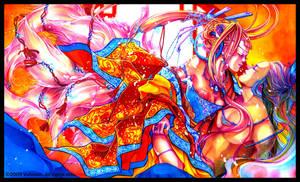 Daji the Temptress by ScartletV