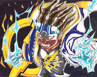 Static Shock by Rampage625