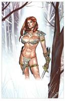 Red Sonja by taguiar