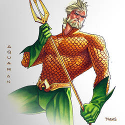 Aquaman 9x11 - Markers by taguiar