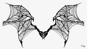 spiderwings by nyan-nyan