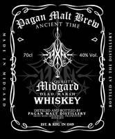 Pagan Malt Brew collab by red20