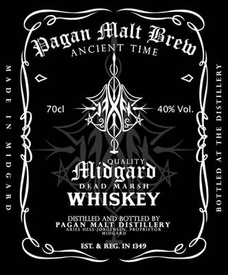 Pagan Malt Brew collab by red20