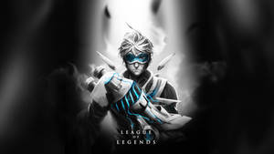 Pulsefire Ezreal Wallpaper by wacalac
