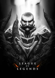 Dragonslayer Braum by wacalac