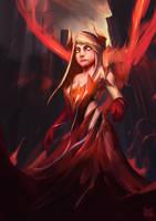 Phoenix Queen by wacalac