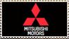 Mitsubishi Stamp by Zhon