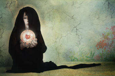 Starting to shine by Yayoi-Matsunaga