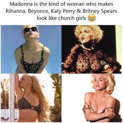 madonna meme by ConfessionOnMDNA