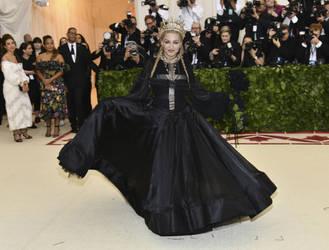 Madonna x Met Gala 2018 (Best Dressed) by ConfessionOnMDNA