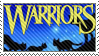 Warriors Stamp by Superior-Silverfox