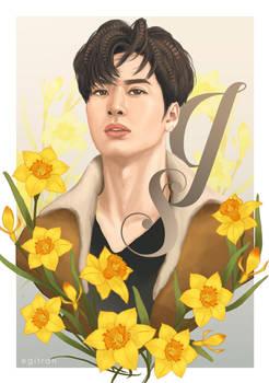 Jackson x Daffodil by iratherbenotmyself