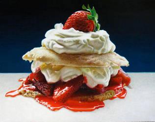 Big Strawberry Shortcake by elliez1