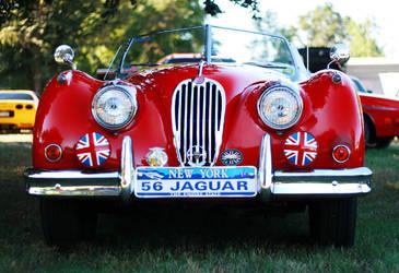 56 Jaguar by aseashelltoyourear