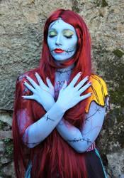 Sally, The Nightmare Before Christmas cosplay. by sallyfinkle on DeviantArt