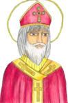 Saint Nicolas by szynszyla-stokrotka