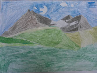 Mountain by rywilliam91
