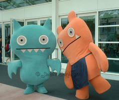 Ugly Dolls by Yuffie1972