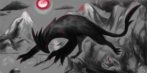 Demon Nightmare by Blind-Beloved